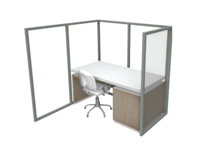 modular wall partitions for offices